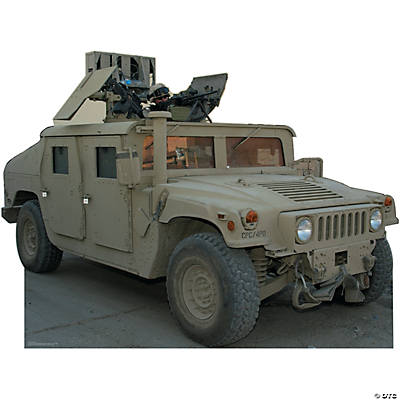 Army Hummer Stand-Up
