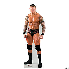 Randy Orton Ready to Wrestle - WWE Stand-Up