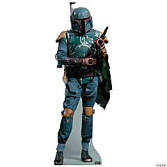Boba Fett Stand-Up