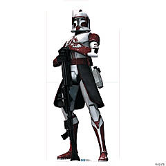 Commander Fox - Clone Trooper - Clone Wars Stand-Up