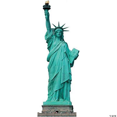 National Monument Statue of Liberty Stand-Up