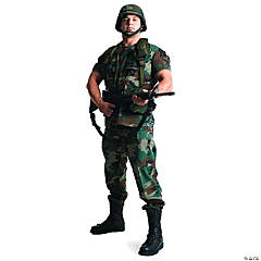 Army Soldier Stand-Up