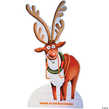 Rudolph The Red-Nosed Reindeer Stand-Up
