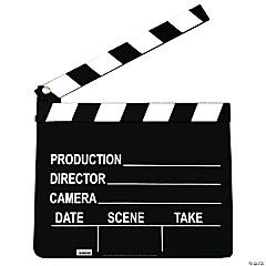 Film Clapper Stand-Up