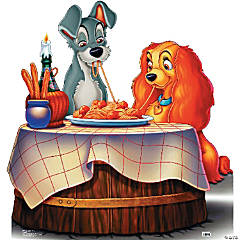 Lady And The Tramp Stand-Up