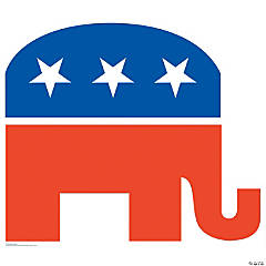 Republican Elephant Stand-Up