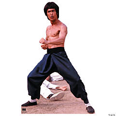 Bruce Lee - Fight Stance Stand-Up