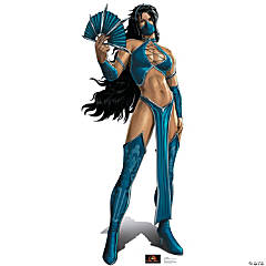 Kitana - Mortal Kombat Stand-Up