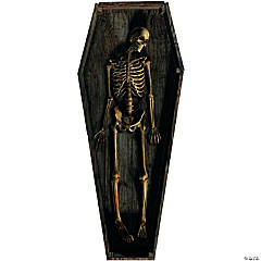 Skeleton Casket Stand-Up