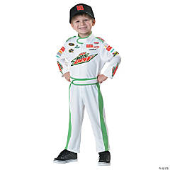 Dale Earnhardt Jr. Toddler Boy's Costume