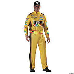 Kyle Busch Adult Men's Costume