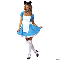 Alice Sexy Adult Women's Costume