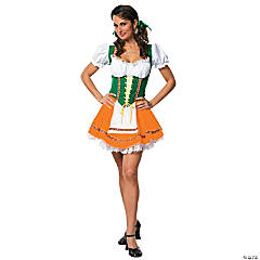 Beer Garden Girl Adult Women's Costume