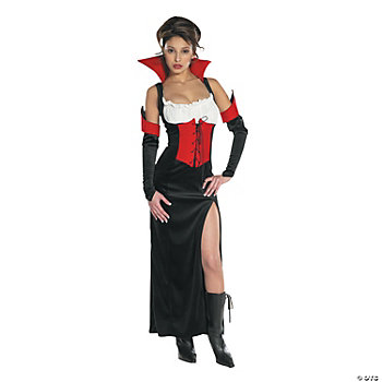 Countess Carmella Adult Women's Costume