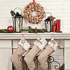 Homespun Holiday Accents