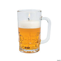 Beer Mug Citronella Candle