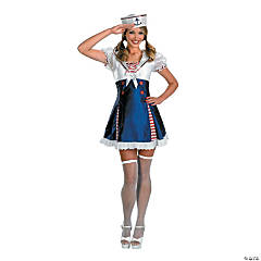 Ahoy Matey Adult Women's Costume