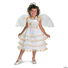 Disney's Belle Girl's Angel Costume