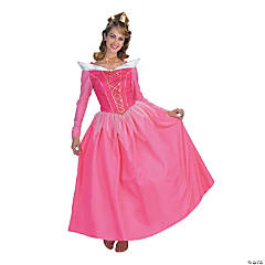 Disney Princess Sleeping Beauty Aurora Prestige Adult Women's Costume