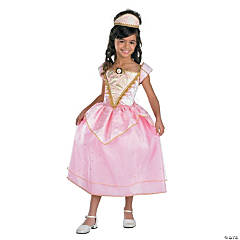 Barbie Royal Party Princess Girl's Costume