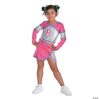 Barbie Team Spirit Girl's Costume