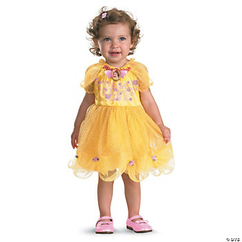 Belle Infant Girl's Costume