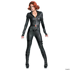 Adult Woman's Theatrical The Avengers™ Black Widow Costume