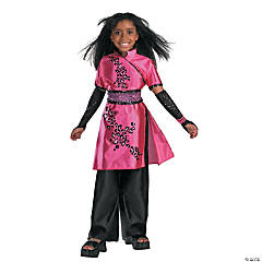 Cheetah Girls Galleria Deluxe Girl's Costume