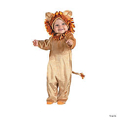 Cuddly Lion Toddler Costume