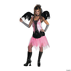 Graveyard Fairy Costume for Teen Girls