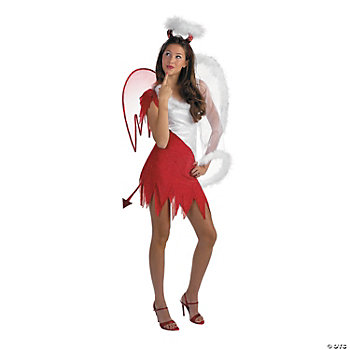 Heavenly Devil Teen Girl's Costume