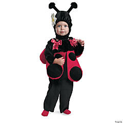 Huggable Ladybug Costume for Toddler Girls