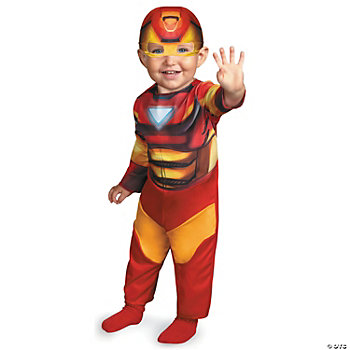 Iron Man Infant Kid's Costume