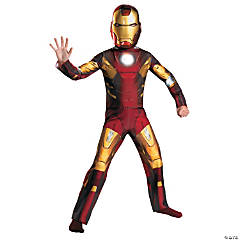 The Avengers™ Iron Man Mark 7 Classic Boy's Costume