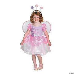 Lolli The Candy Fairy Costume for Girls