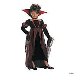 Princess Vampira Girl's Costume