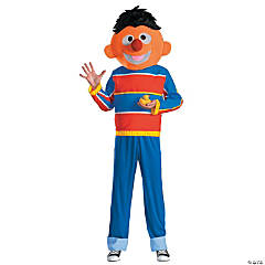 Retro Ernie Tween Boy's Costume