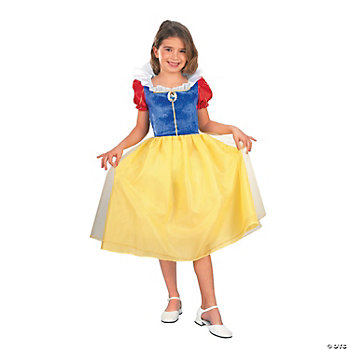 Disney's Snow White Standard Girl's Costume