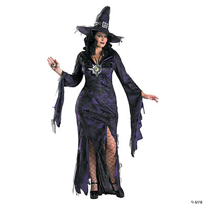 Sorceress Costume Plus Size Sorceress Plus Size Adult