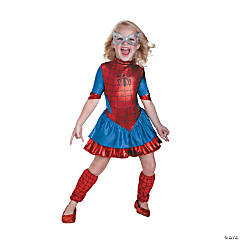 Deluxe Spider-Girl Toddler's Costume