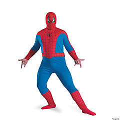 Plus Size Spiderman Costume for Men