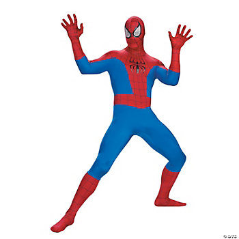 Spider-Man Deluxe Rental Quality Adult Men's Costume