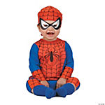 Infant's Spiderman Costume