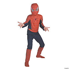 Boy's Movie Standard Spiderman Costume