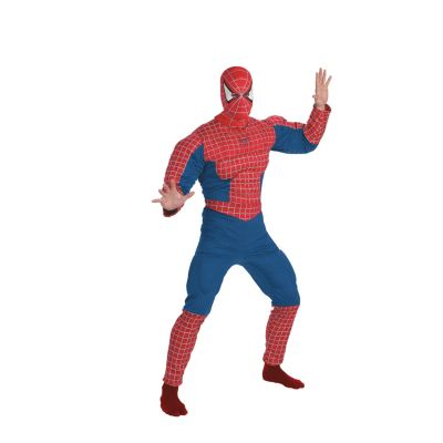 quickview · image of Menu0027s Muscle Chest Spider-Man™ Costume with sku13579663  sc 1 st  Oriental Trading & Menu0027s Classic Amazing Spider-Man™ Lizard Costume