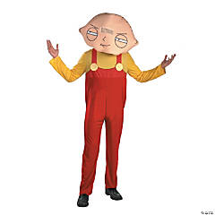 Stewie Teen Boy's Costume