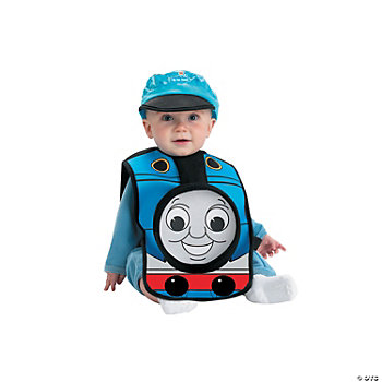 Thomas The Tank Month Infant's Costume