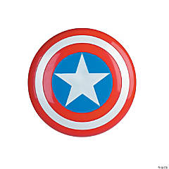 Captain America Plastic Shield
