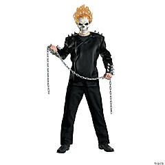 Ghostrider Classic Deluxe Adult Men's Costume