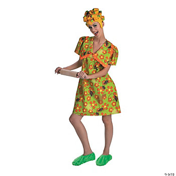 Haus Frau, Adult Women's Costume